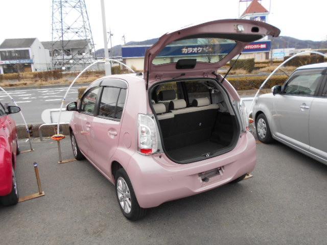 「トヨタ」「パッソ」「コンパクトカー」「茨城県」の中古車8