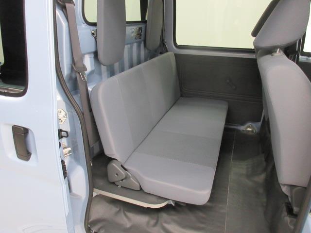 デッキバン 4WD AC AT 修復歴無 両側スライドドア AW(19枚目)