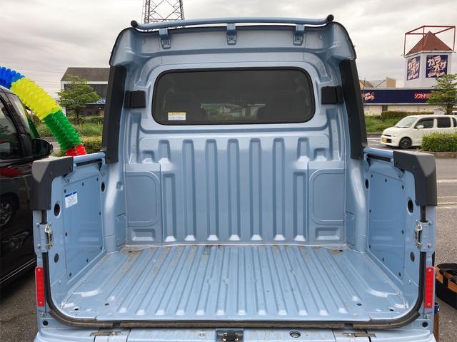 デッキバン 4WD AC AT 修復歴無 両側スライドドア AW(34枚目)