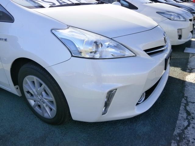 トヨタ プリウスアルファ S 純正アルミ ABS CD