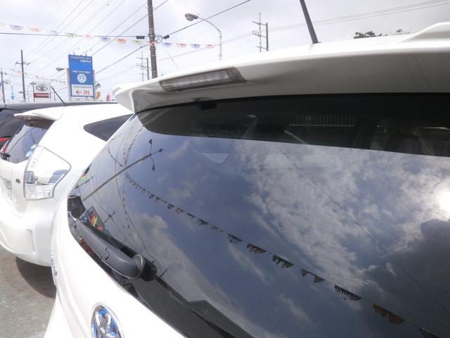 トヨタ プリウスアルファ S HDDナビ 純正アルミ