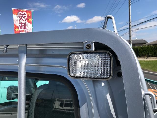 ダイハツ ハイゼットトラック 農用スペシャル CD 4WD