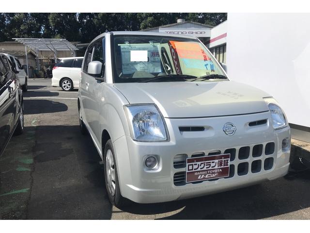 「日産」「ピノ」「軽自動車」「茨城県」の中古車4