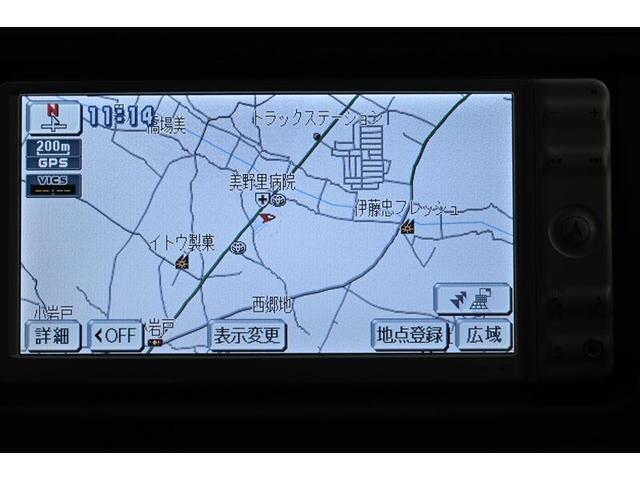 エアリアル ワンセグ ナビTV Bカメラ キーフリー 盗難防止システム HIDヘッドライト メモリーナビ ETC AW スマートK 3列シート 横滑り防止機能 ABS(5枚目)