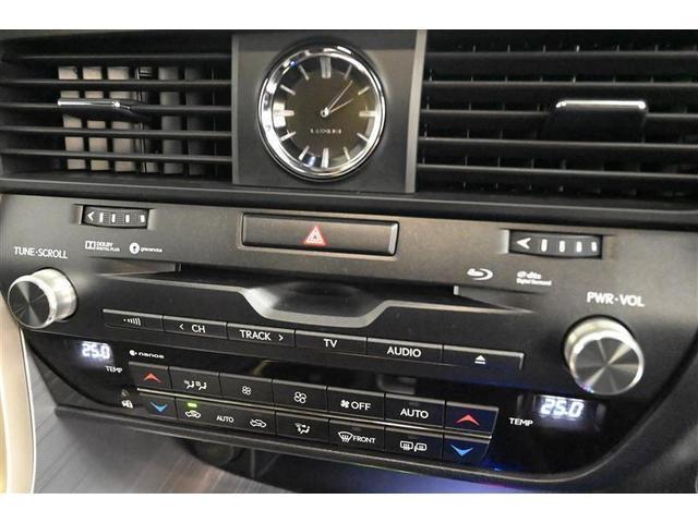 RX450h Fスポーツ PCS 本革S 4WD フルセグ スマートキー バックカメラ LED メモリーナビ ETC ナビTV パワーシート クルコン 盗難防止装置 DVD(16枚目)