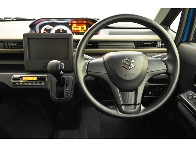 ハイブリッドFX スマートキー キーレス WエアB ABS アイドリングストップ 衝突被害軽減ブレーキ装着車 AAC 横滑り防止 記録簿(4枚目)