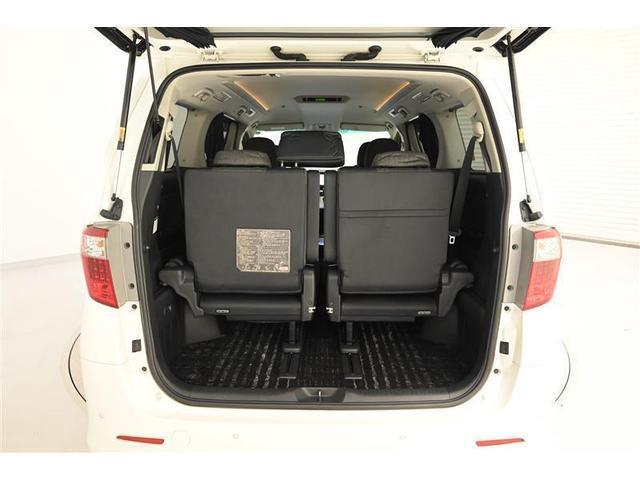 SR 両自動ドア バックモニター ETC スマートキー ナビTV 4WD HDDナビ HID パワーシート クルーズコントロール フルセグTV キーレスエントリー リアオートエアコン 盗難防止システム(9枚目)