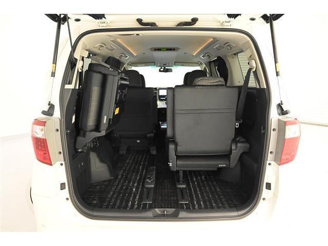 SR 両自動ドア バックモニター ETC スマートキー ナビTV 4WD HDDナビ HID パワーシート クルーズコントロール フルセグTV キーレスエントリー リアオートエアコン 盗難防止システム(10枚目)