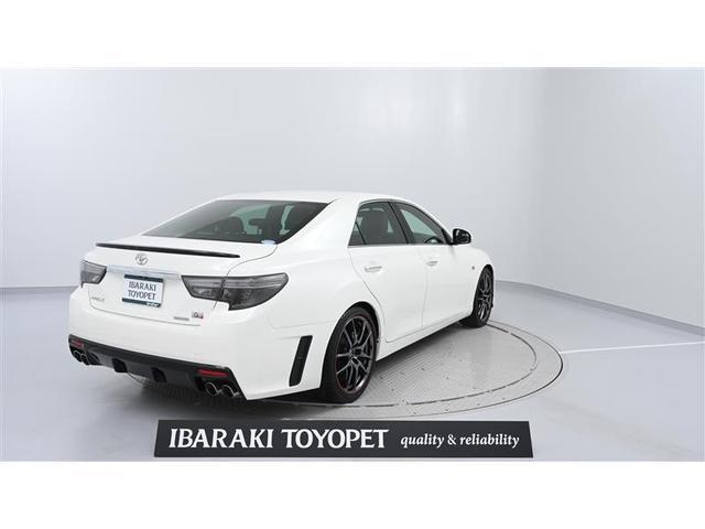 「トヨタ」「マークX」「セダン」「茨城県」の中古車3