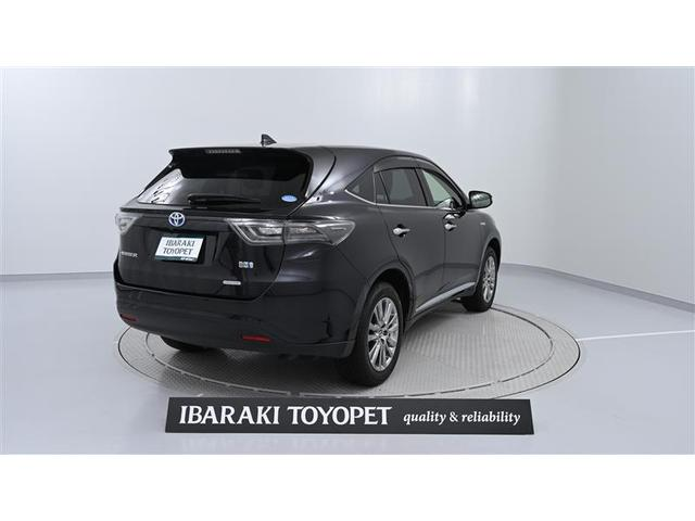 「トヨタ」「ハリアーハイブリッド」「SUV・クロカン」「茨城県」の中古車3