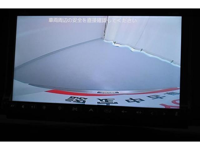バックモニター  車両後方の視界を表示し、車庫入れをサポートしてくれます!