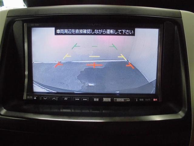 トヨタ ヴォクシー ZS 煌 SDナビ CD フルセグTV バックモニター