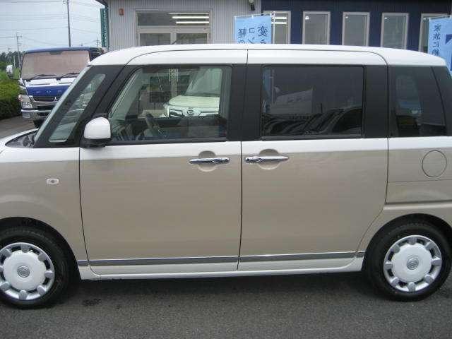 Xリミテッドメイクアップ SAIII 届出済未使用車 保証付(6枚目)