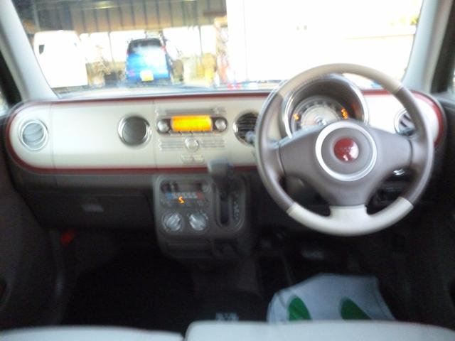 スズキ アルトラパンショコラ G HID 専用シート CDチューナー プライバシーガラス