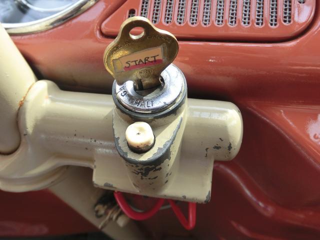 フォルクスワーゲン VW ビートル ラグトップ セマフォー スタンドエンジン オプション付