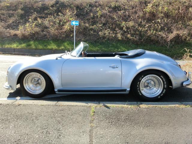 356スピードスターレプリカ ワイドボディー ツインキャブ(5枚目)