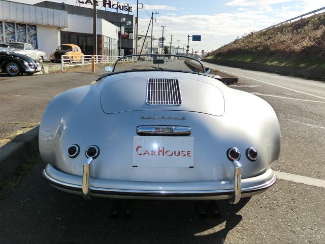 356スピードスターレプリカ ワイドボディー ツインキャブ(7枚目)
