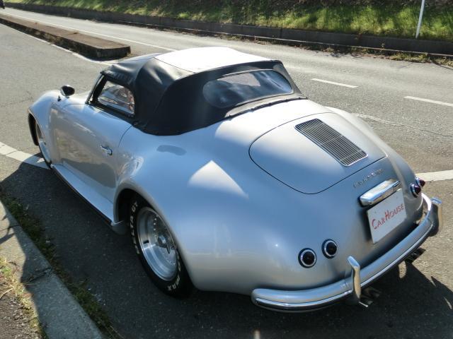 356スピードスターレプリカ ワイドボディー ツインキャブ(14枚目)