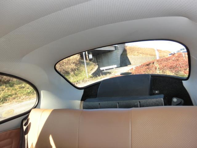 フォルクスワーゲン VW ビートル ロムチューン ローダウン GERMANスタイルシート