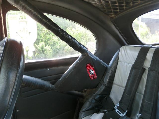 フォルクスワーゲン VW ビートル ワイドBAJA フロントカウル ハイリフト ロールゲージ