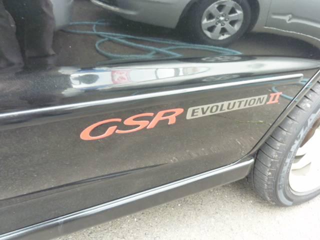 三菱 ランサー GSRエボリューションII