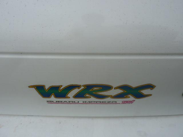 WRX STI バージョン4(27枚目)
