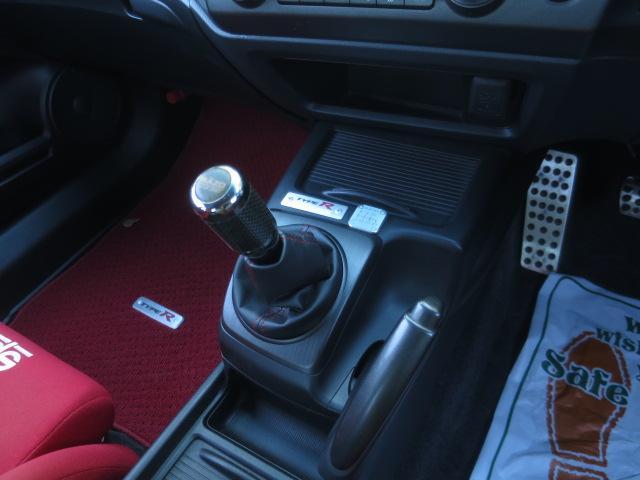 ホンダ シビック タイプR 6MT 車高調 スパルコフルバケ MOMOステ