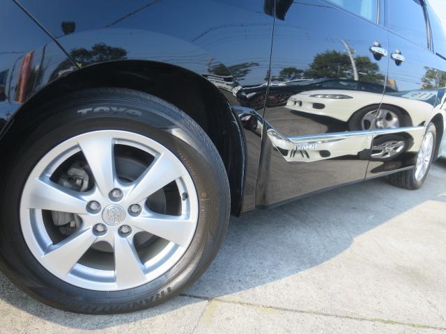 トヨタ エスティマハイブリッド G レザーパッケージ HDDナビ フルセグ 両側パワスラ