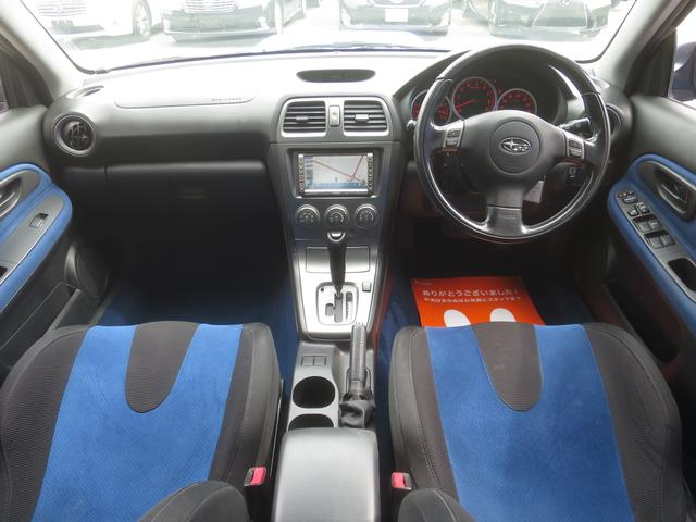 スバル インプレッサ WRX WR-リミテッド 2004 RAYS製17インチ