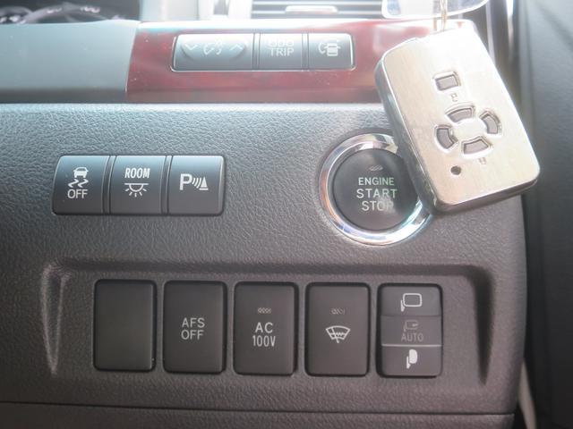 トヨタ ヴェルファイア 3.5Z G-ED サンルーフ レーダークルーズ 後席モニタ