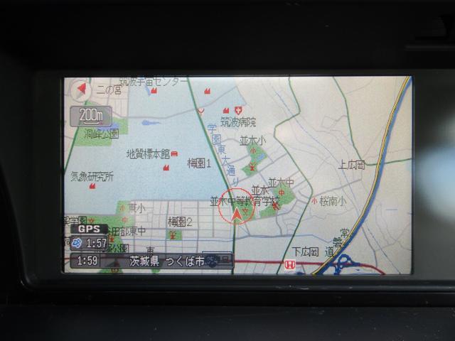 ホンダ エリシオンプレステージ S HDDナビスペシャルPKG サンルーフ 1オーナー ナビ