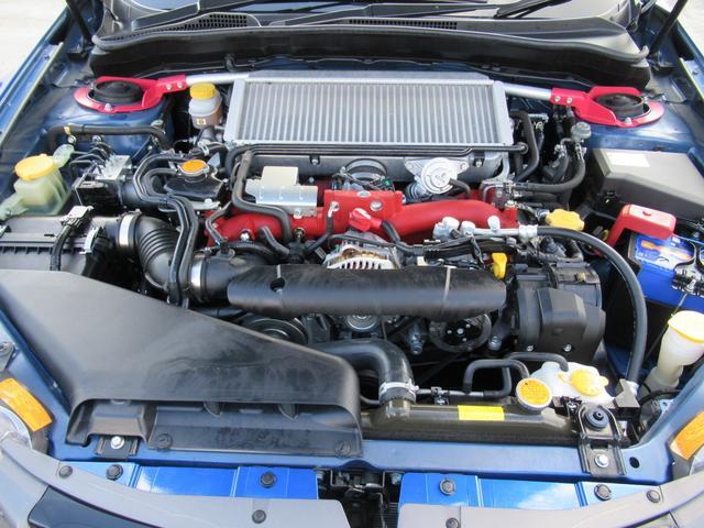 スバル インプレッサ WRX STi スペックC 1オーナー HDDナビ フルセグ