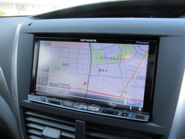スバル インプレッサ R205 1オーナー シリアルNO21/400 HDDナビ