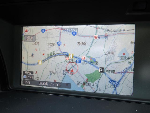 ホンダ エリシオンプレステージ S HDDナビスペシャルPKG 純正ナビ 後席モニター