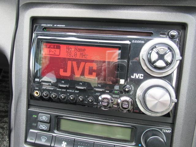 日産 シルビア スペックR 6速MT JVCオーディオ HKSマフラー