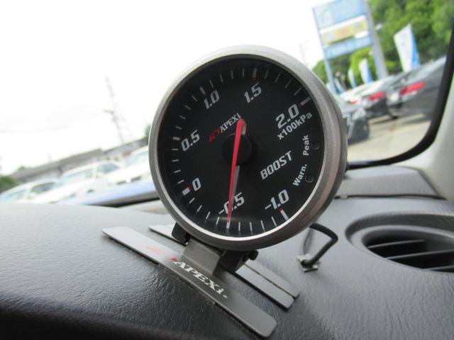 スバル インプレッサ WRX 5MT 1オーナー STIリップ ブースト計 ETC