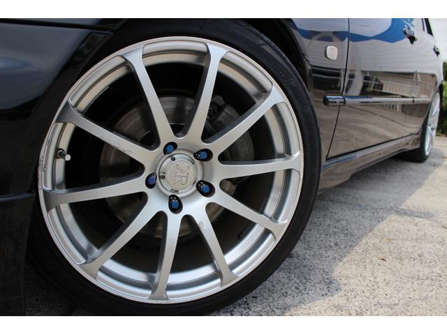 トヨタ アルテッツァ RS200 リミテッドIIナビPKG 車高調 社外マフラー