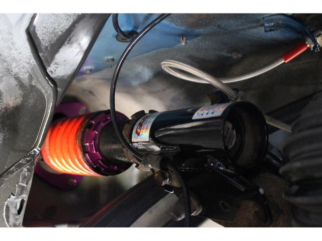 スバル インプレッサ WRX STi ナビ 車高調 追加メーター HKSEVC