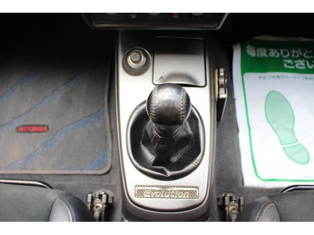 三菱 ランサー GSRエボリューションIX 1オーナー 追加メーター ETC