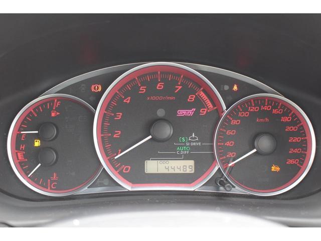 WRX STI tSタイプRA NBRチャレンジP 限定200台 ワンオーナー レカロシート フジツボマフラー GTウィング 強化ラリー用シフト OZレーシング18インチアルミホイール STIリップスポイラー SI-DRIVE(21枚目)