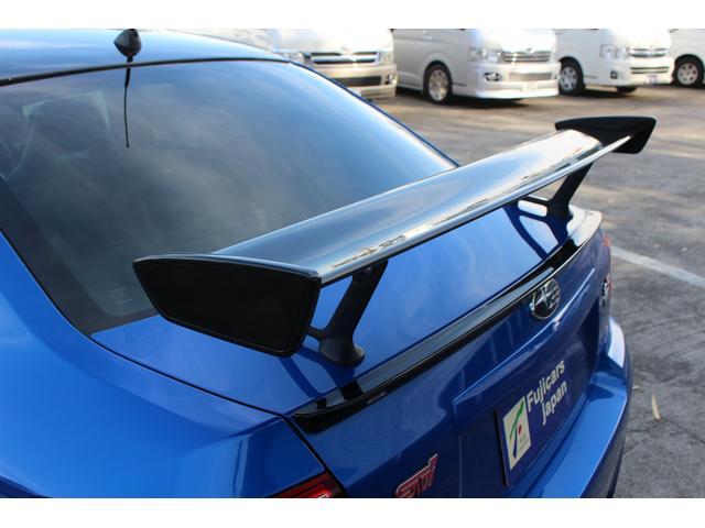 WRX STI tSタイプRA NBRチャレンジP 限定200台 ワンオーナー レカロシート フジツボマフラー GTウィング 強化ラリー用シフト OZレーシング18インチアルミホイール STIリップスポイラー SI-DRIVE(33枚目)
