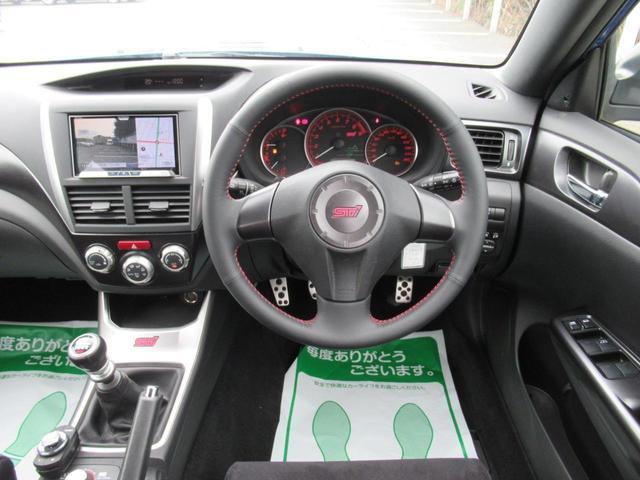 WRX STI tSタイプRA NBRチャレンジP 限定200台 ワンオーナー レカロシート フジツボマフラー GTウィング 強化ラリー用シフト OZレーシング18インチアルミホイール STIリップスポイラー SI-DRIVE(49枚目)