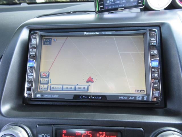 タイプR HDDナビ Defi追加メーター 車高調 ETC(13枚目)