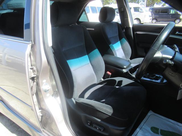グランデiR-V フォーチュナ 純正5速マニュアル モデリスタエアロ トランクスポイラー アップガレージ15thマフラー ブリッツ車高調 レイズ18インチアルミホイール パワーシート HIDヘッドライト キーレス(10枚目)