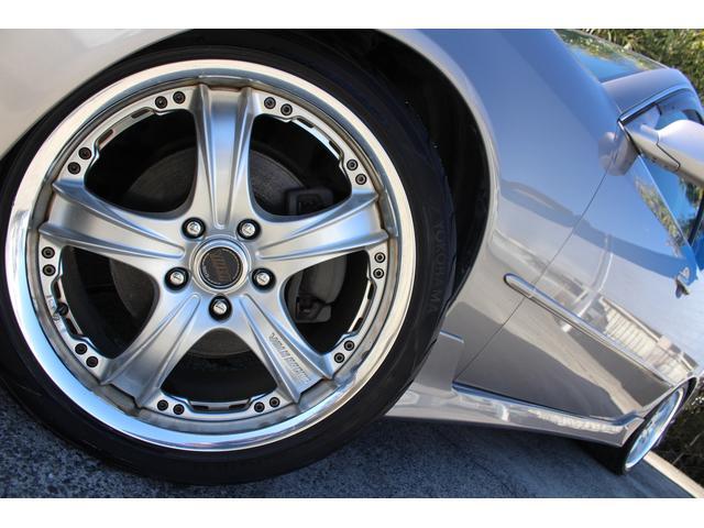 グランデiR-V フォーチュナ 純正5速マニュアル モデリスタエアロ トランクスポイラー アップガレージ15thマフラー ブリッツ車高調 レイズ18インチアルミホイール パワーシート HIDヘッドライト キーレス(18枚目)