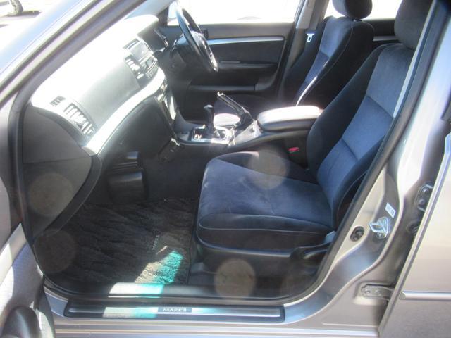 グランデiR-V フォーチュナ 純正5速マニュアル モデリスタエアロ トランクスポイラー アップガレージ15thマフラー ブリッツ車高調 レイズ18インチアルミホイール パワーシート HIDヘッドライト キーレス(23枚目)