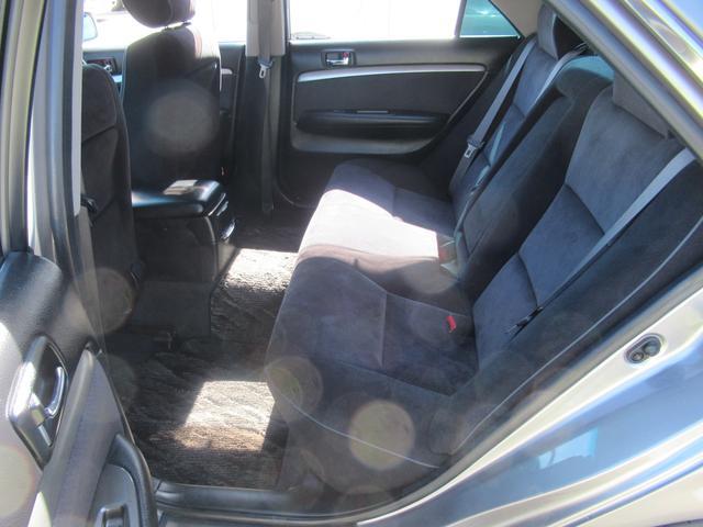 グランデiR-V フォーチュナ 純正5速マニュアル モデリスタエアロ トランクスポイラー アップガレージ15thマフラー ブリッツ車高調 レイズ18インチアルミホイール パワーシート HIDヘッドライト キーレス(26枚目)