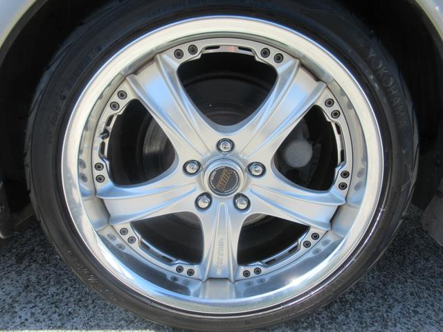 グランデiR-V フォーチュナ 純正5速マニュアル モデリスタエアロ トランクスポイラー アップガレージ15thマフラー ブリッツ車高調 レイズ18インチアルミホイール パワーシート HIDヘッドライト キーレス(41枚目)
