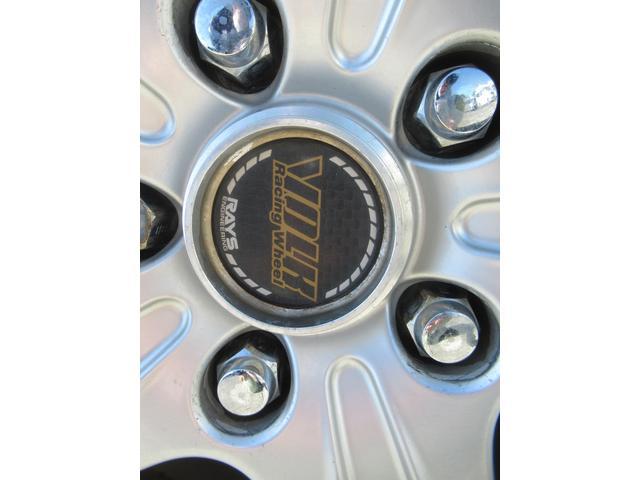 グランデiR-V フォーチュナ 純正5速マニュアル モデリスタエアロ トランクスポイラー アップガレージ15thマフラー ブリッツ車高調 レイズ18インチアルミホイール パワーシート HIDヘッドライト キーレス(42枚目)