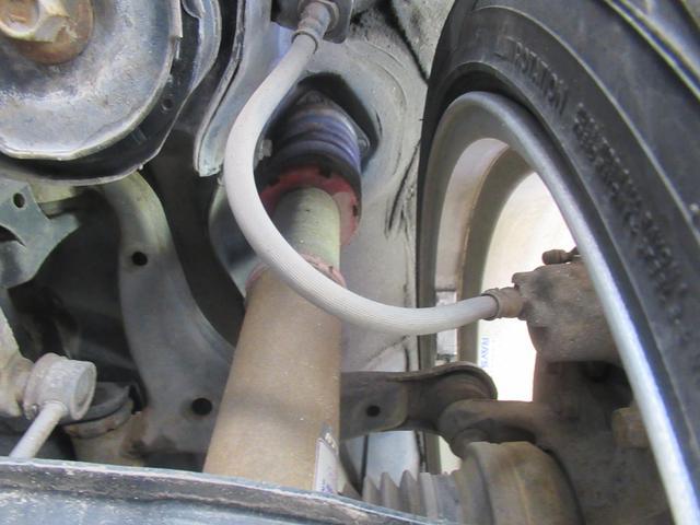 グランデiR-V フォーチュナ 純正5速マニュアル モデリスタエアロ トランクスポイラー アップガレージ15thマフラー ブリッツ車高調 レイズ18インチアルミホイール パワーシート HIDヘッドライト キーレス(47枚目)